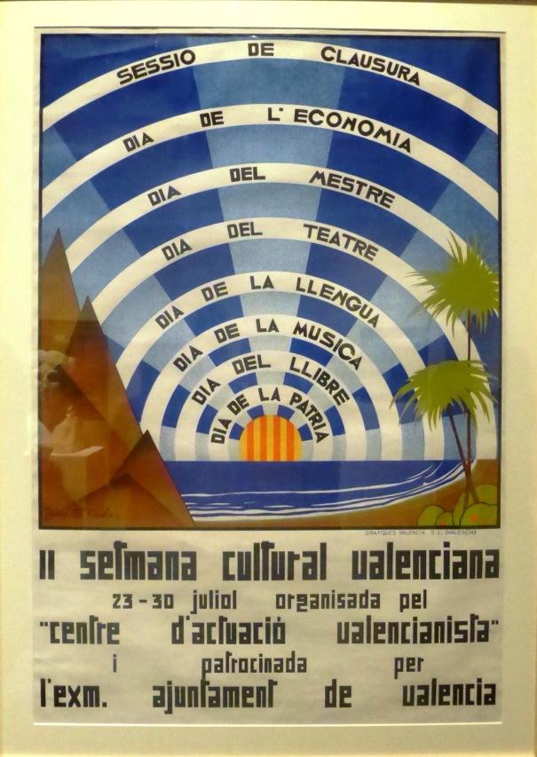 II Setmana Cultural Valenciana