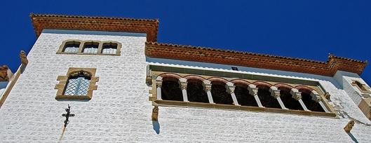 Museu Cau Ferrat, Palau Maricel, Sitges, de Margavela, Flickr