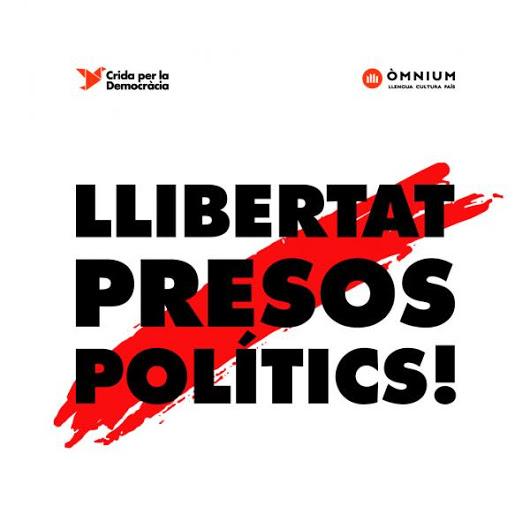 Llibertat presos polítics!