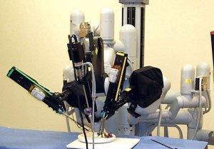 Robot quirúrgic Da Vinci, Viquipèdia