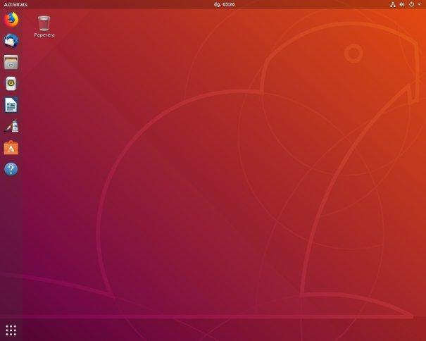 Quin Ubuntu?