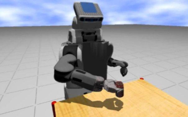 Simulació amb Gazebo d'un robot i el seu entorn