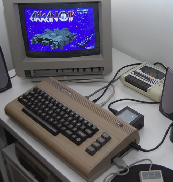 "Commodore 64, ""DSC_0606"", d'ArchNorway, Flickr"