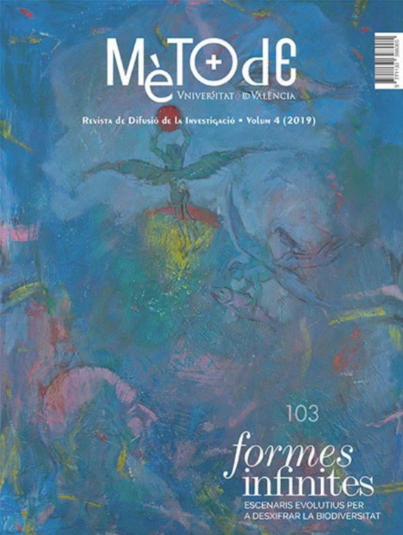Portada del número 103 de la revista Mètode