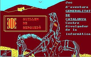 Joc Guillem de Berguedà