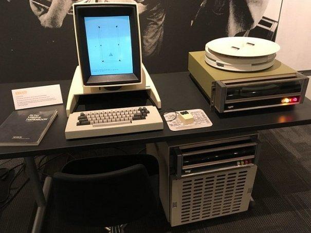 L'ordinador Xerox Alto, d'Eric Fischer, Flickr