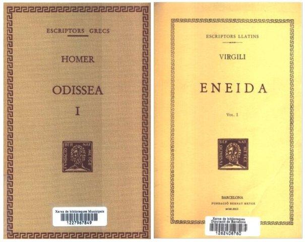 L'Odissea i L'Eneida